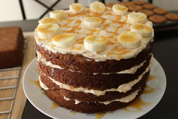 gateau-a-la-banane-gateau-aux-pepites-de-chocolat-recette-avec-banane