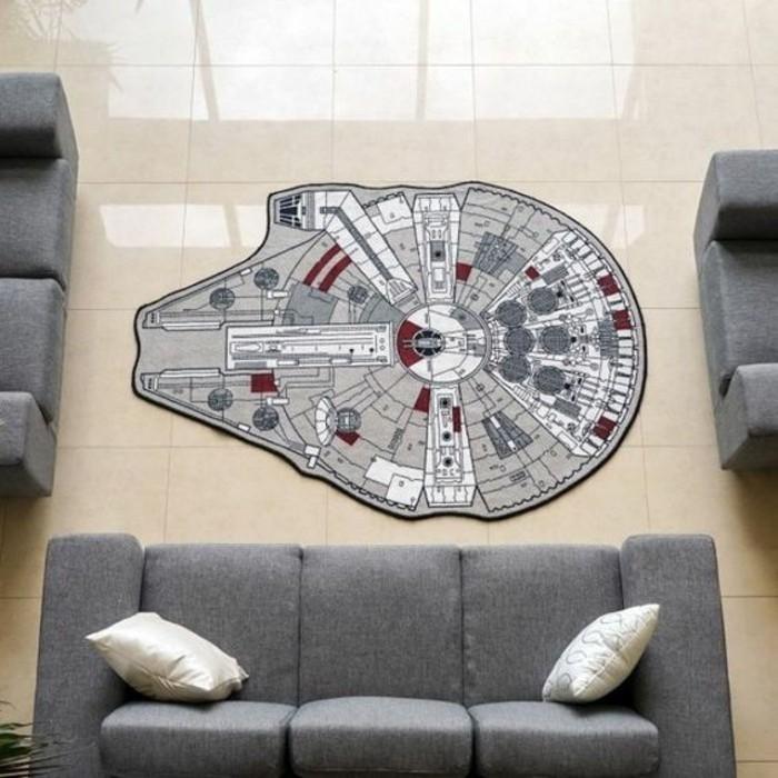 La Chambre Star Wars Faire Une Decoration A L Aide De