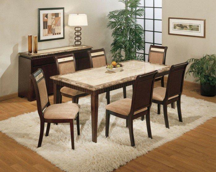 idée-table-à-manger-design-salle-à-manger-bien-décorée-ambiance