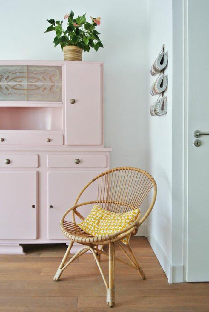 idées-pour-le-salon-fauteuils-en-rotin-design-intérieur-joli-inspiration-en-jaune