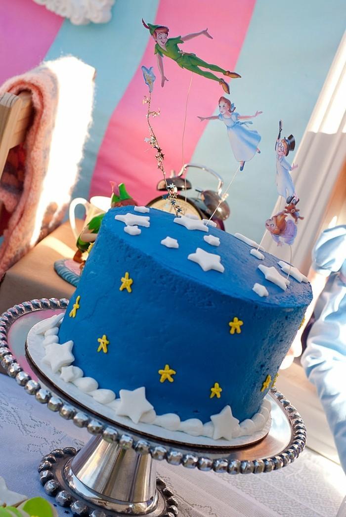image-de-gâteau-d-anniversaire-gateau-pour-enfant-magnifique-gateau-peter-pan