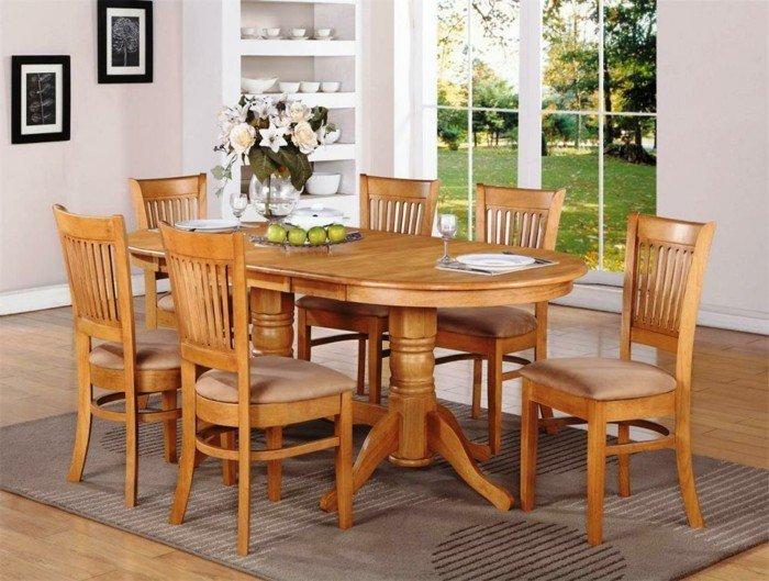 80 id es pour bien choisir la table manger design. Black Bedroom Furniture Sets. Home Design Ideas