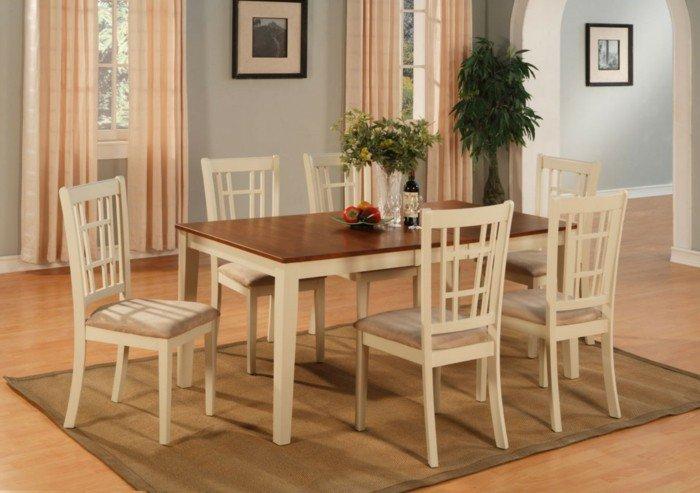 intérieur-table-a-manger-pas-cher-table-de-cuisine-ikea-déco-voir-la-deco-de-table-art
