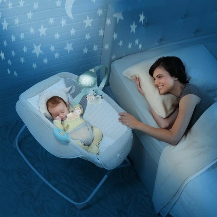 joli-berceau-bebe-pour-les-chambres-a-coucher-bebe-garcon-berceau