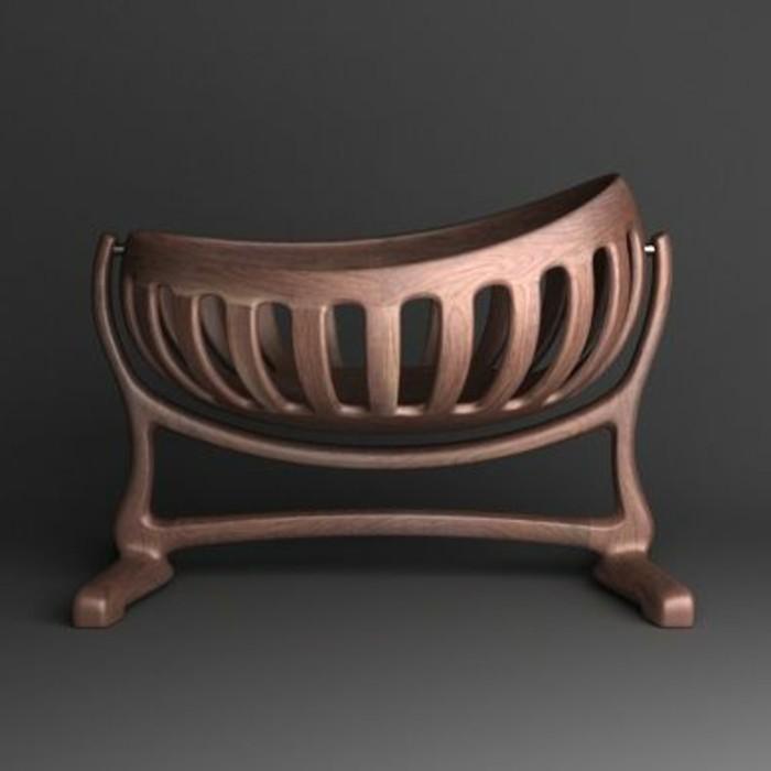 joli-design-en-bois-foncé-de-berceau-pas-cher-bébé-en-bois-foncé-les-meilleurs-lits-bebe