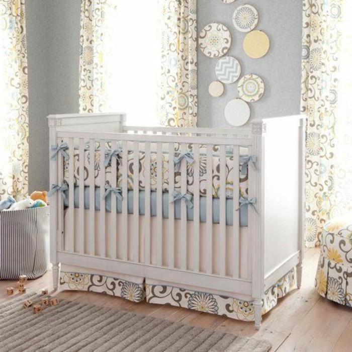 Où trouver le meilleur tour de lit bébé sur un bon prix? - Archzine.fr