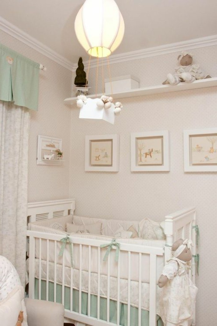 Chambre bebe orange et beige ~ Design de maison