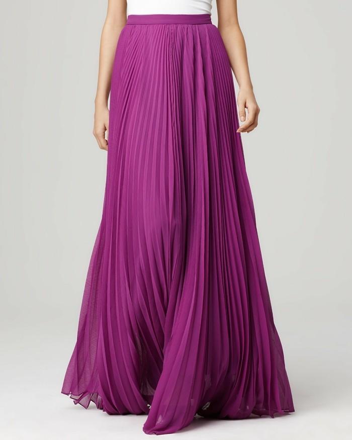 jupe-longue-violette-plissée-femme-moderne-chic-jupe-ete-longue