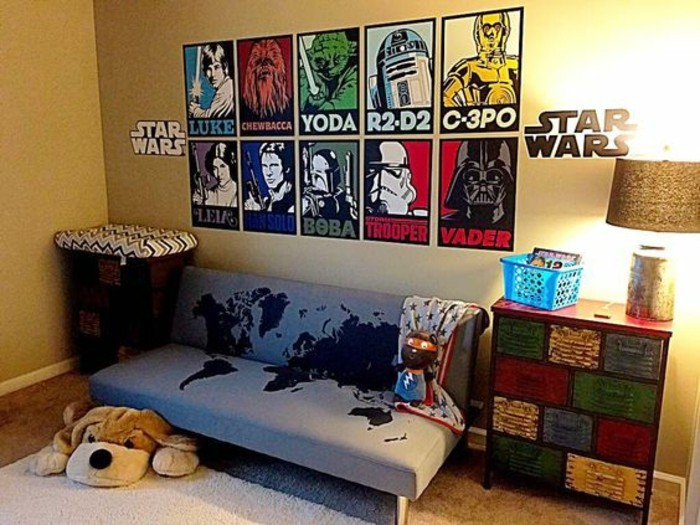 meuble star wars id es novatrices de la conception et du mobilier de maison. Black Bedroom Furniture Sets. Home Design Ideas
