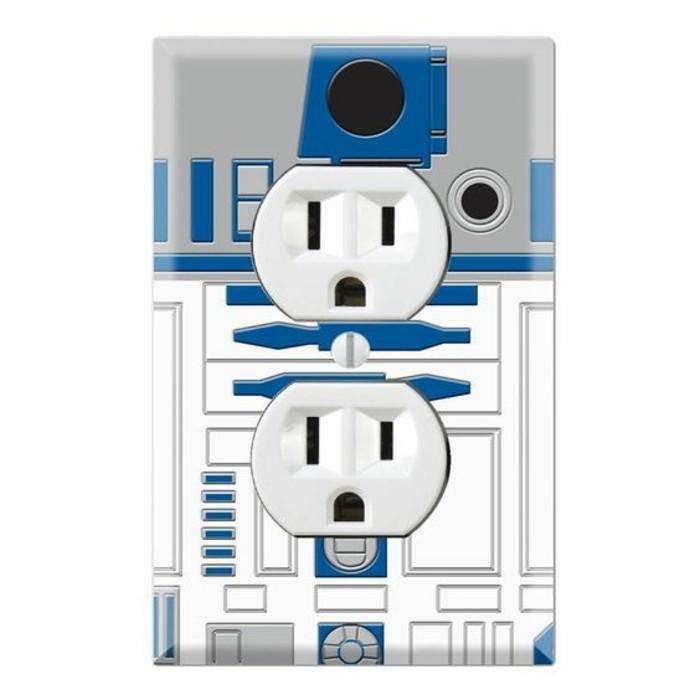 La chambre Star Wars  faire une décoration à l'aide de votre imagination!