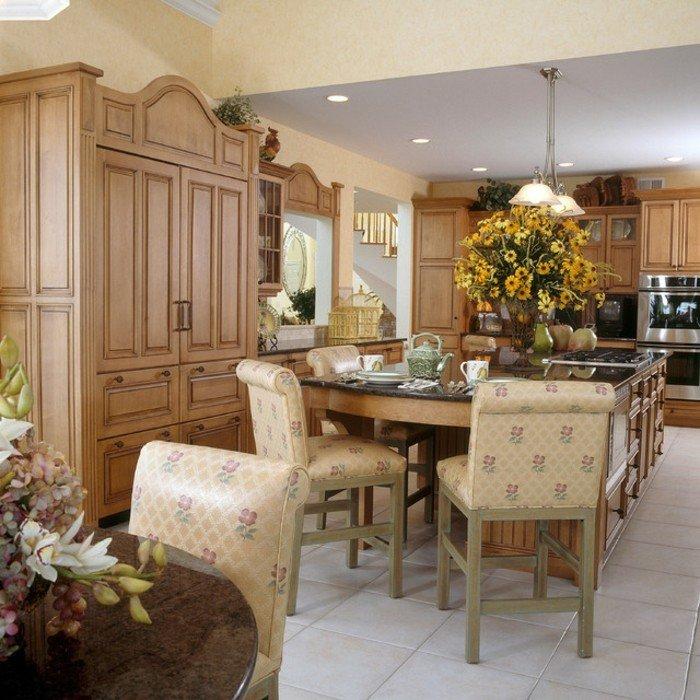 80 id es pour bien choisir la table manger design for Decorer une salle a manger