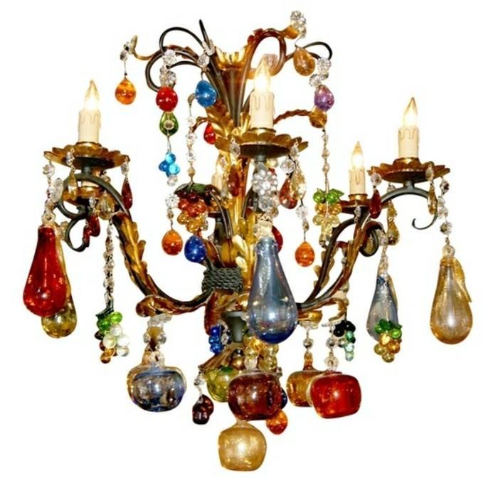 lampadaire-baroque-tutti-frutti