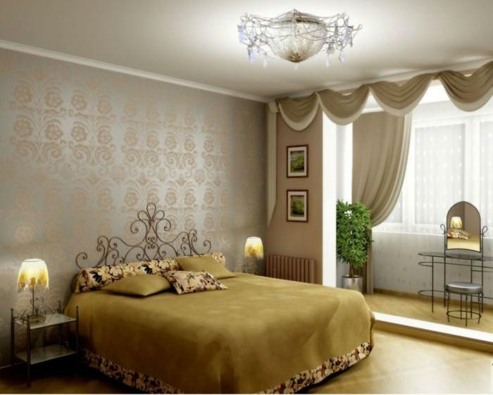 Lustre pampilles pour des tincelles volont for Plafonnier chambre a coucher