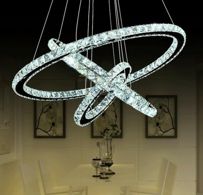 lustre-Swarovski-crystal-moderne
