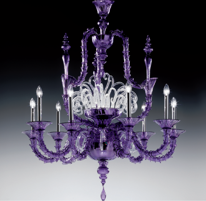 lustre-a-pampilles-baroque-glamour-prune
