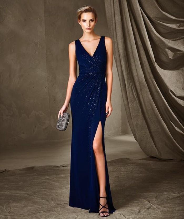 magnifique-jupe-longue-pas-cher-robe-bleu-ball-de-promo