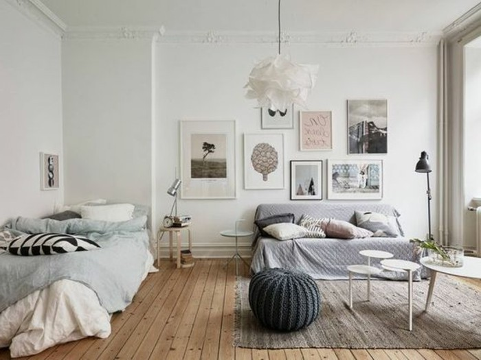 83 photos comment am nager un petit salon for Appartement deco pinterest