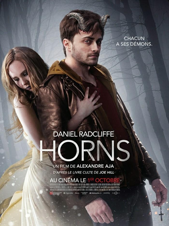 Meilleurs films fantastiques que vous devez absolument ... Horns Movie Poster