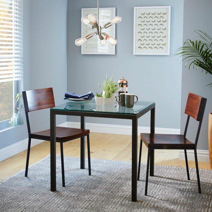 80 id es pour bien choisir la table manger design for Table de salle a manger blanche avec rallonge