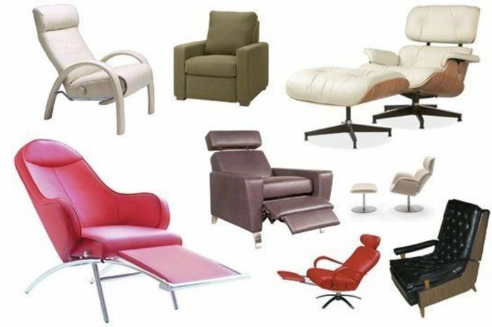 Berühmt Le meilleur fauteuil de relaxation! Comment le choisir? - Archzine.fr MA75