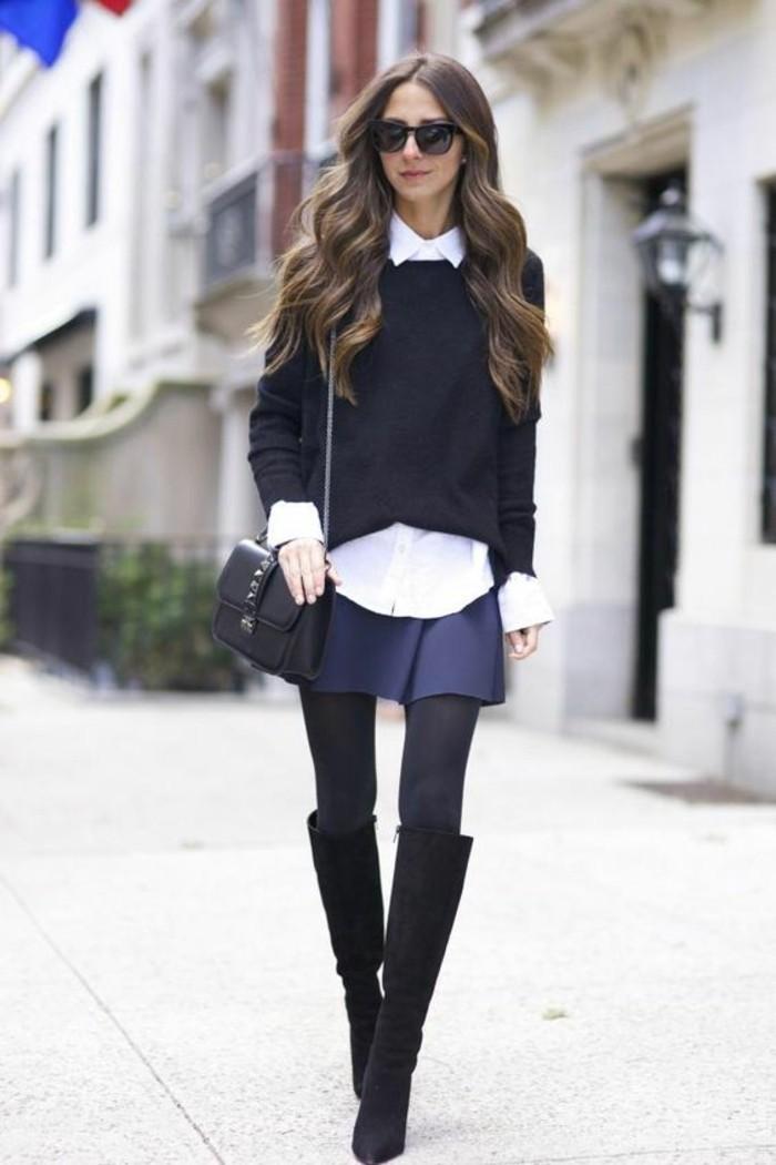 mini-short-femme-h-et-m-en-ligne-jupe-noir-jupe-short-femme-jupe-dentelle-belle-femme-hiver-tenue-style