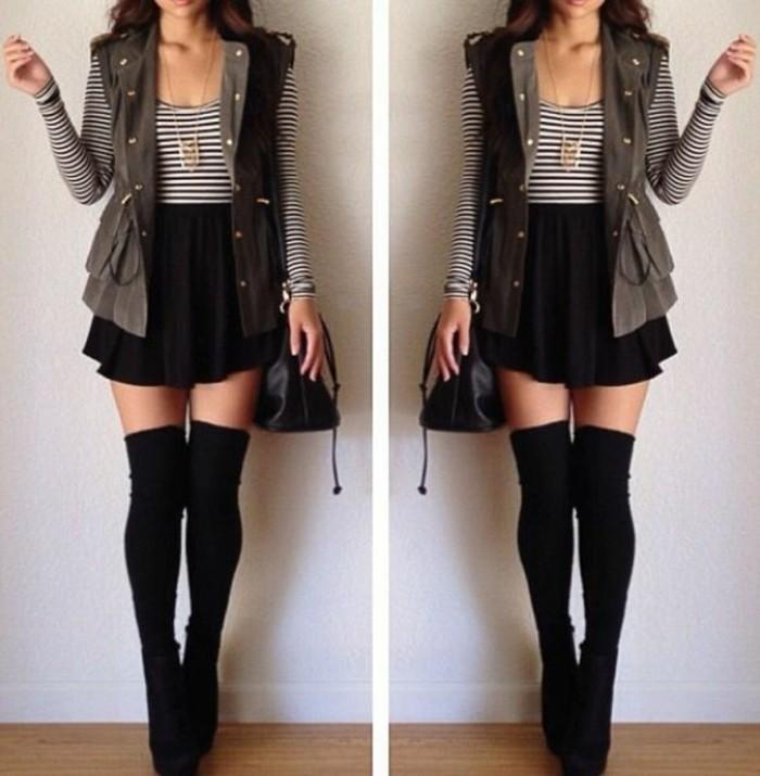 mini-short-femme-h-et-m-en-ligne-jupe-noir-jupe-short-femme-jupe-dentelle-voir