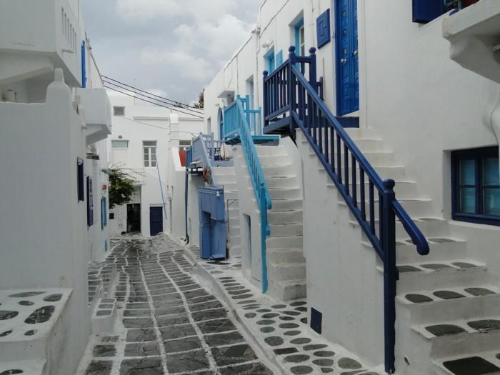 myconos-vacances-en-ile-grèce-trop-cool-en-europe-rue