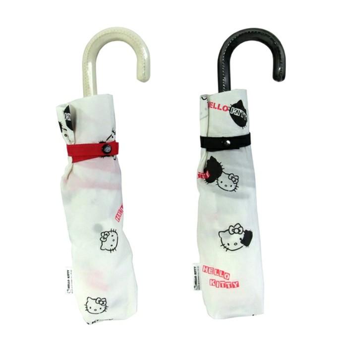 parapluie-pliant-enfant-Kitty-noir-et-blanc-resized