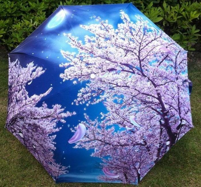 parapluie-solide-fleurs-blancs-sur-fond-bleu-fonce-resized