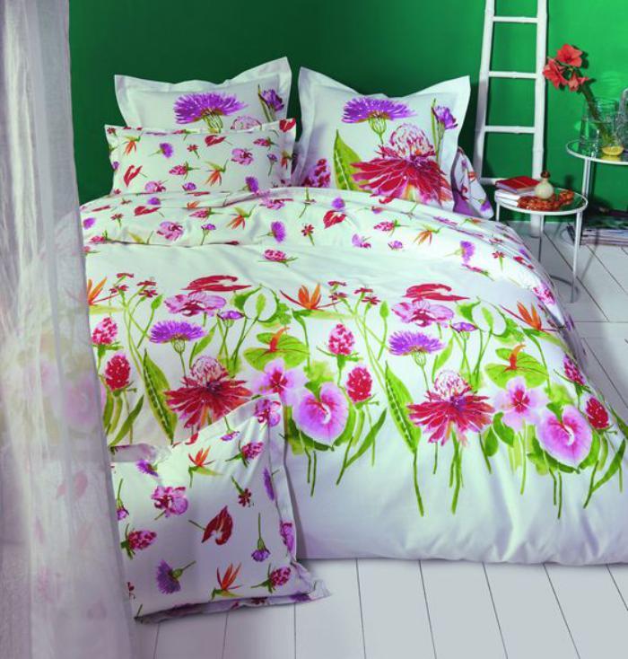 parures-de-lit-linge-de-lit-fleurs-rurales
