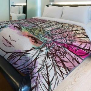 Parures de lit originales - décoration facile pour la chambre à coucher