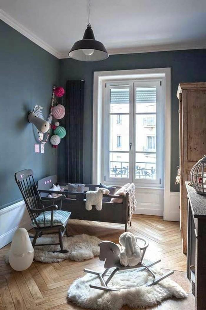 80 astuces pour bien marier les couleurs dans une chambre for Decoration fenetre de chambre