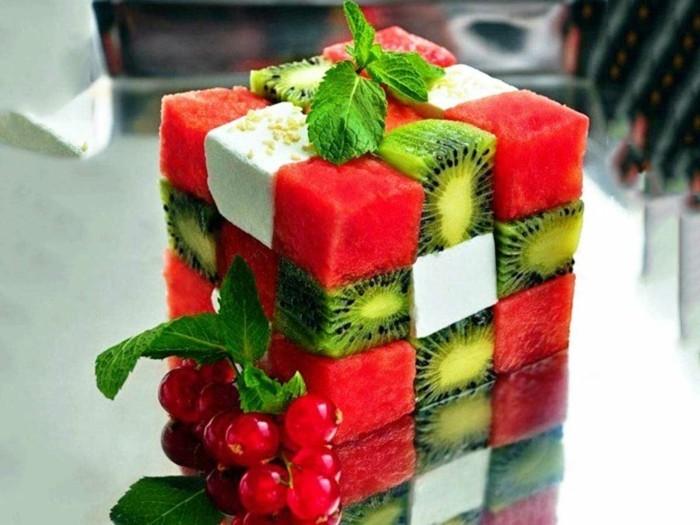 6 id es pour un plat d 39 t et une boisson d 39 t - Salade d ete originale et facile ...