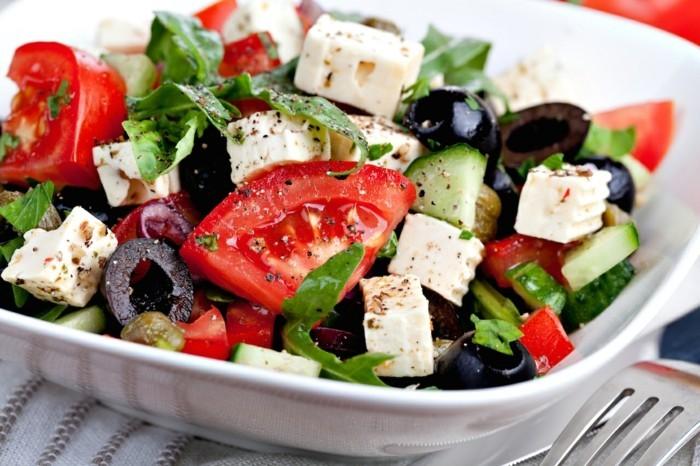 Легкий быстрый салат рецепты с простые и вкусные