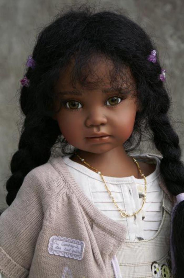 poupée-réaliste-poupée-de-collection