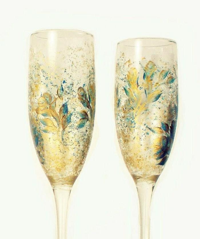 ravissante-flute-a-champagne-pas-cher-flûte-à-champagne-handmad