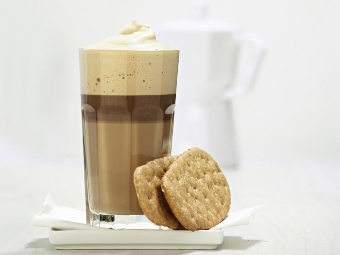 Soja Latte-Macchiato