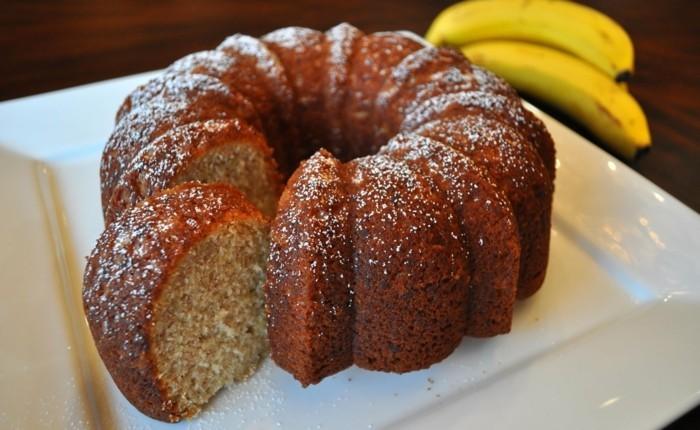 pourquoi choisir le g teau la banane les bienfaits de ce fruit d licieux. Black Bedroom Furniture Sets. Home Design Ideas