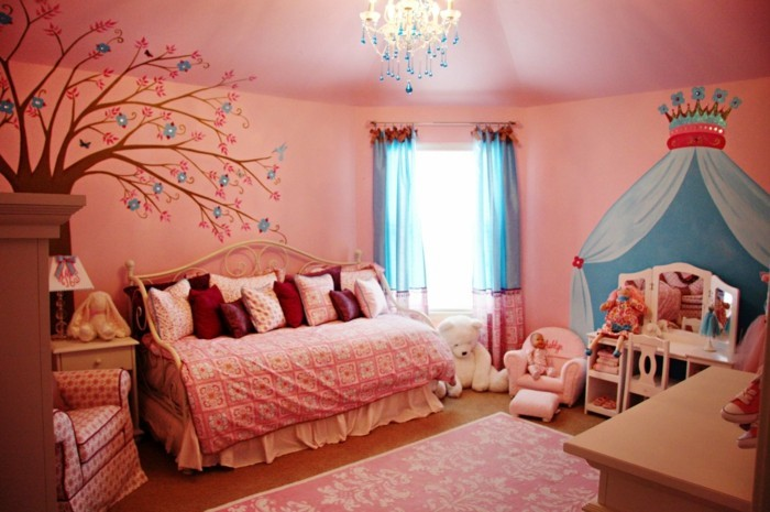 Rideau Chambre Ado  idées chambres attrayante, rideau chambre ado