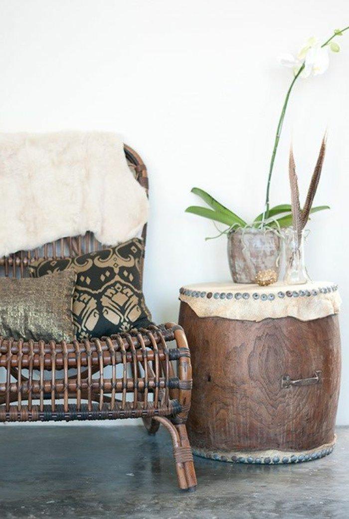 rustique-idee-pour-votre-interieur-superbe-idée-pour-votre-salle-de-séjour-avec-fauteuil-enfant-rotin-intérieur