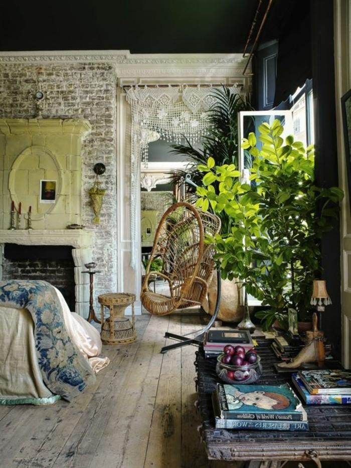 ... style-baroque-aménager-un-petit-salon-comment-amenager-le-petit-salon