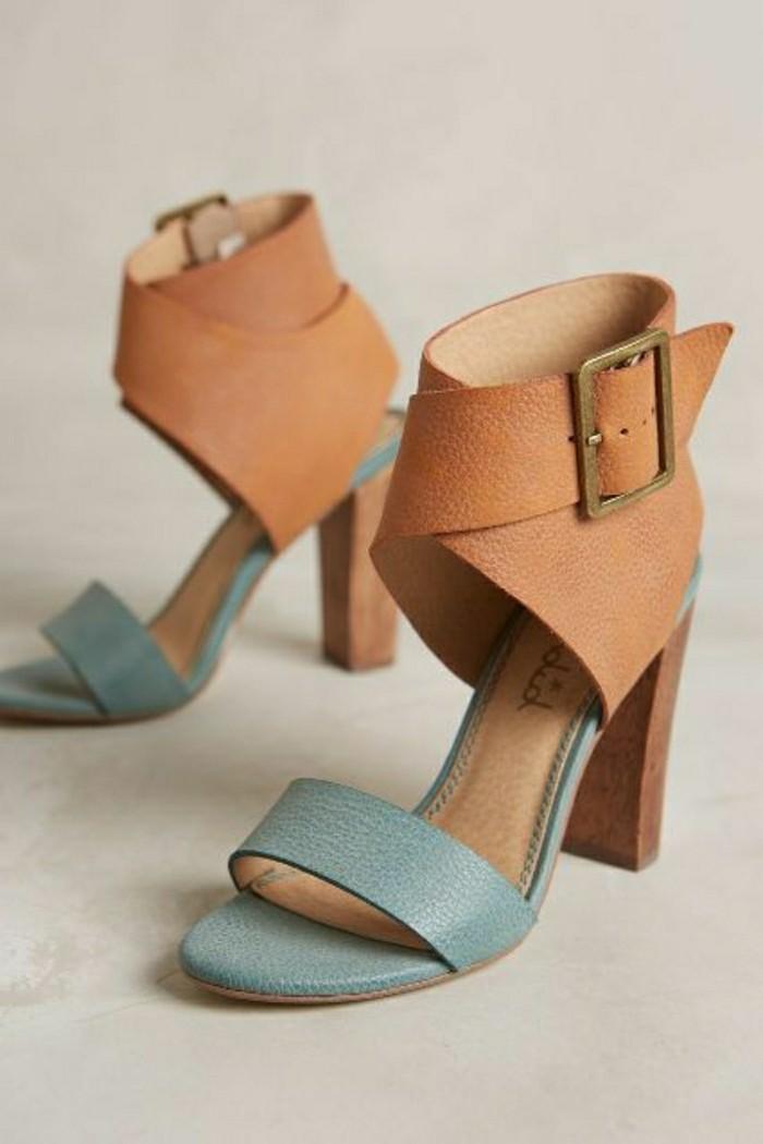 sandales-à-talons-en-cuir-sandales-compensees-femme-tendances-ete-2016