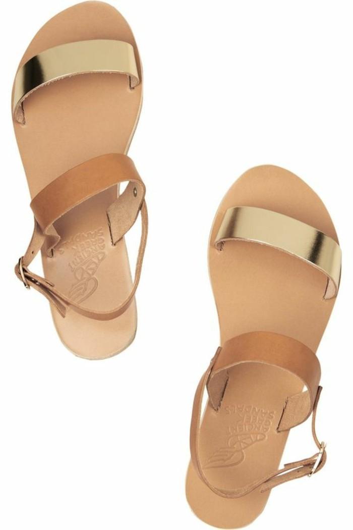 sandales-beiges-femme-en-cuir-beige-modeles-femme-pour-2016-en-cuir-beige