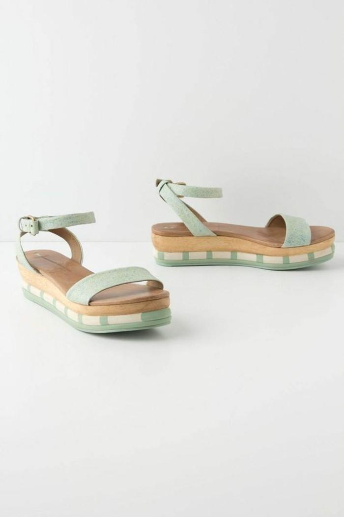 sandales-femme-tendnaces-ete-2016-sandales-pas-cher-bleu-clair