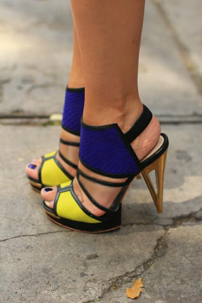 sandales-femmes-colorés-tendances-de-la-mode-pour-2016-chaussures-femme