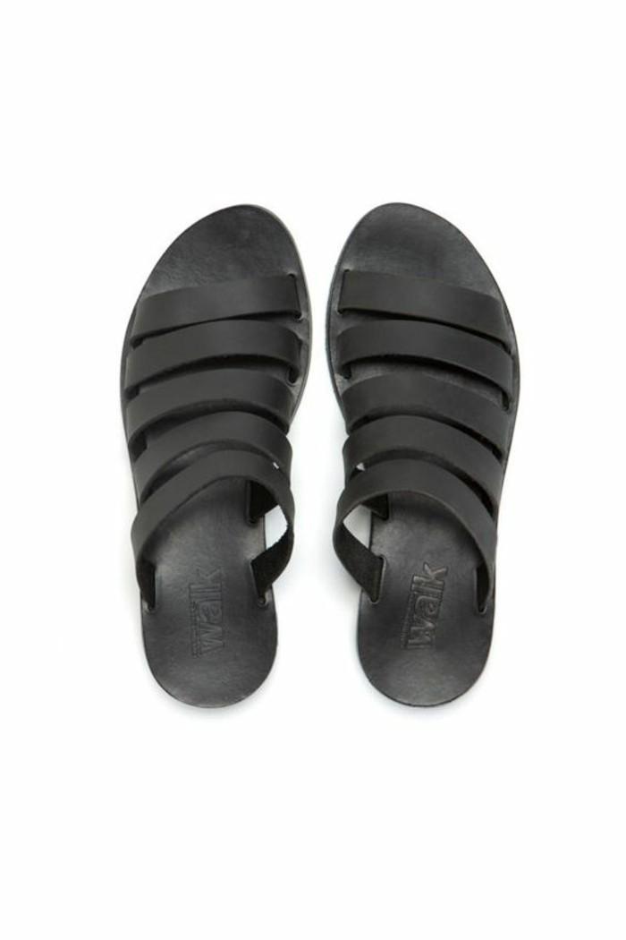 sandales-pas-cher-femme-sandales-noires-femme-design-2016