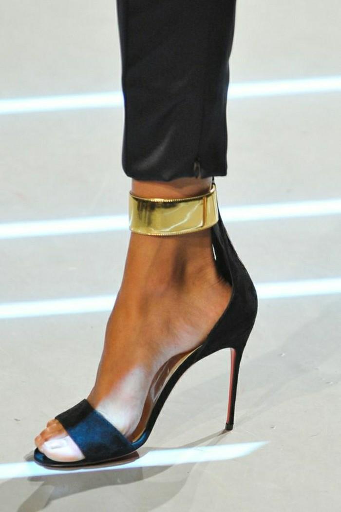 sandales-pas-cher-femme-sandales-noires-femme-tendaces--mode-2016