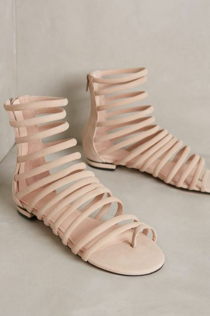 sandales-pas-cher-sandales-beiges-femme-spartiates-femme-beiges