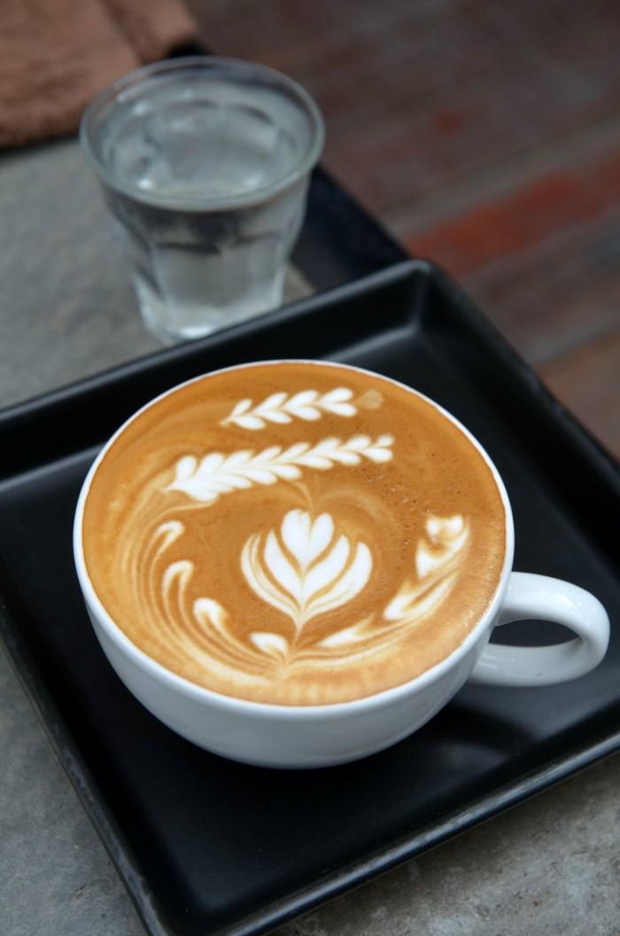 Comment Preparer Cafe Latte