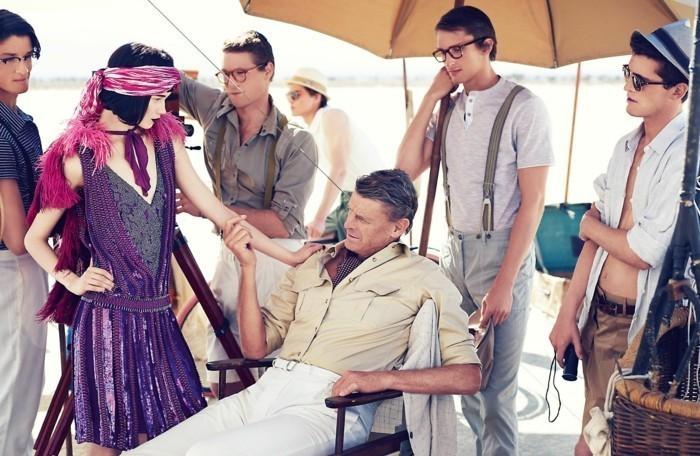 style-chemise-manche-courte-homme-chemise-carreaux-femme-idee-vintage